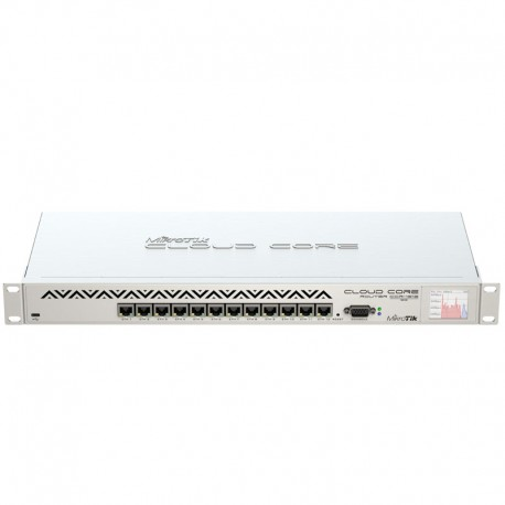 CLOUD CORE ROUTEUR CCR1016-12G